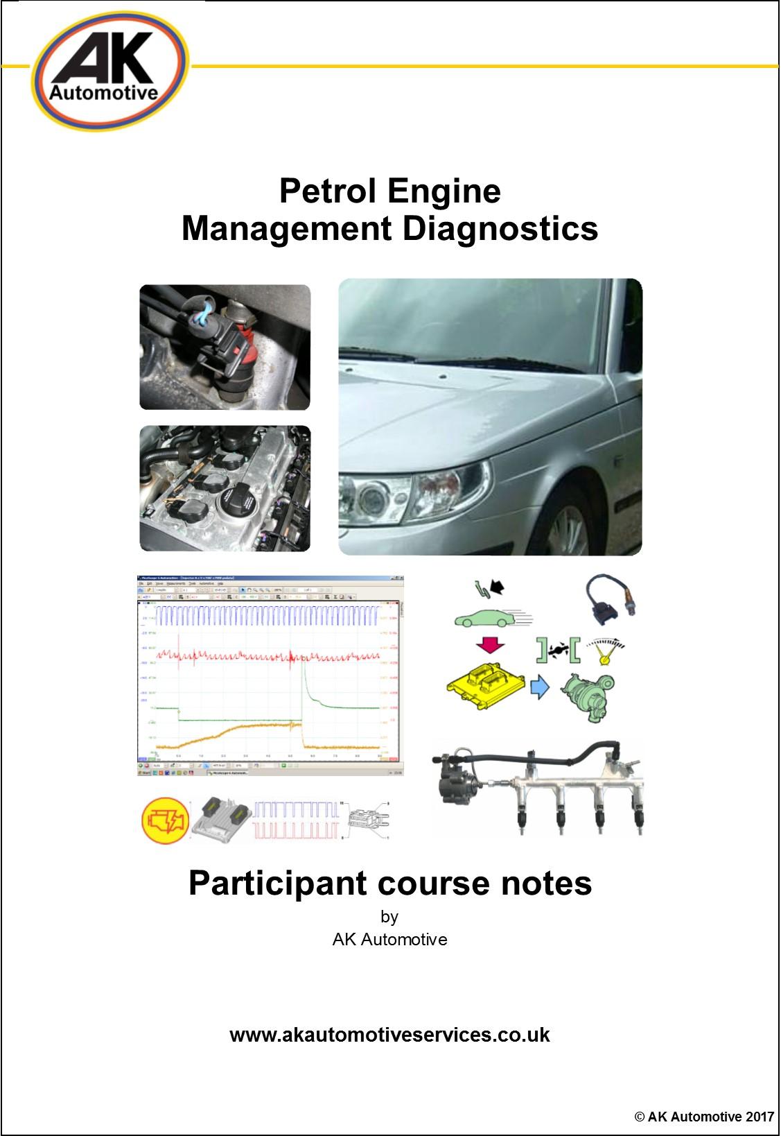 Ak Automotive Petrol Engine Management Diagnostics Training Course